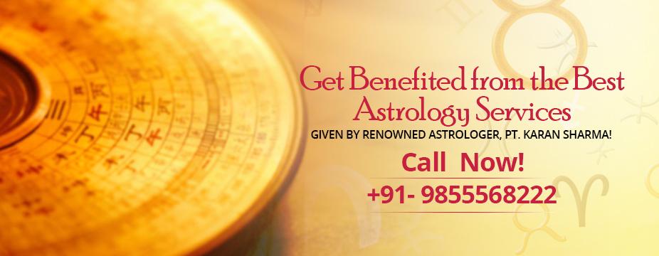 Astrology Services by Pandit Karan Sharma