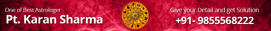 Best Astrologer Pt. Karan Sharma